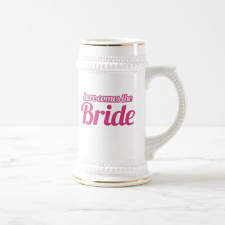 Here comes the Bride Coffee Mug