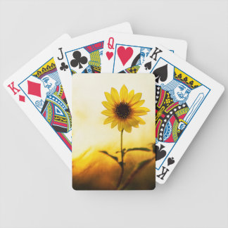 """""""Here Comes the Sun"""" Bicycle Playing Cards"""