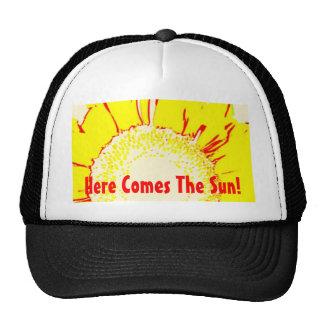 Here Comes The Sun! Cap