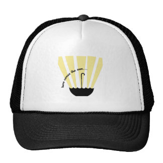 Here Comes The Sun Hats