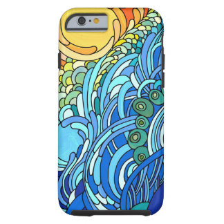 Here comes the sun! tough iPhone 6 case