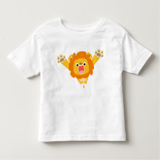 Here comes Trouble (cartoon Lion) children T-shirt