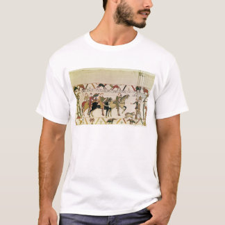 Here Duke William goes with Harold to his T-Shirt