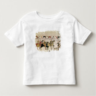 Here Duke William goes with Harold to his Toddler T-Shirt