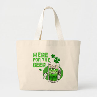 Here For The Beer Bag