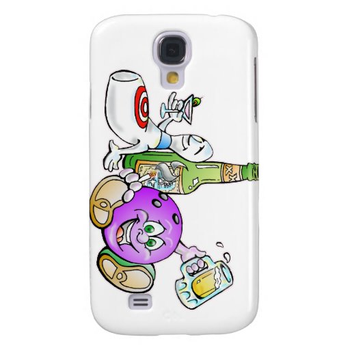 Here for the Beer! Samsung Galaxy S4 Covers