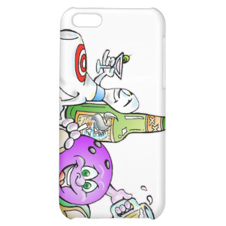 Here for the Beer! Cover For iPhone 5C