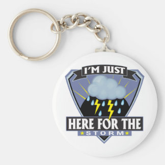 Here for the Storm Key Ring