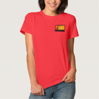 Here I Am Lord (F) Embroidered Polo Shirts