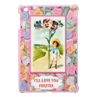 Here is a bunch of flowers iPad mini cover