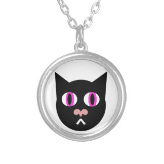 Here, Kitty Kitty Necklace (Princess)