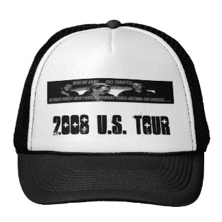 HERE WE COME.., 2008 U.S. TOUR CAP