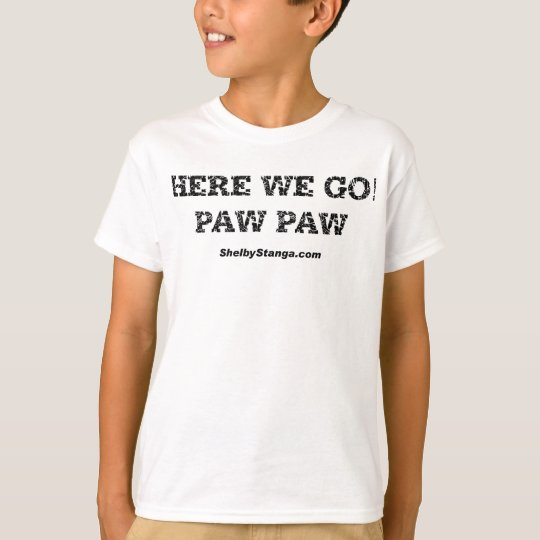 Here We Go Youth T-Shirt