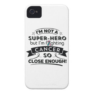 Hereditary Breast Cancer Not a Super-Hero Case-Mate iPhone 4 Cases