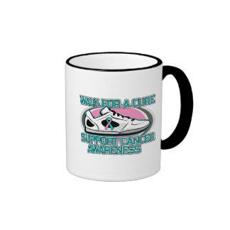Hereditary Breast Cancer Walk For A Cure Mug