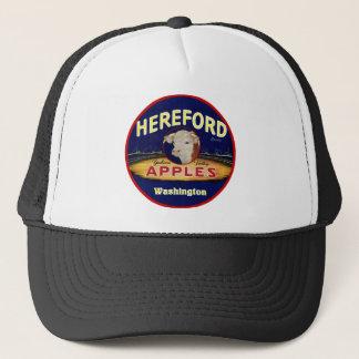 Hereford Washington Apples Trucker Hat