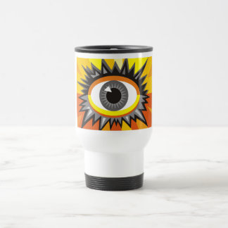 Here's looking At You Stainless Steel Travel Mug