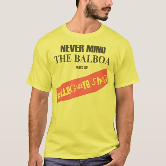 Here's The Collegiate Shag T-Shirt