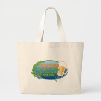Here's To Hell (Ver 1) Tote Bag
