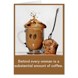 Here's to Women Card