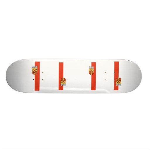 Herford, Germany Skateboard