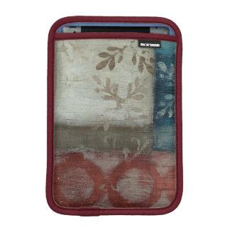 Heritage Abstract II iPad Mini Sleeve