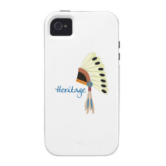 Heritage Vibe iPhone 4 Cases