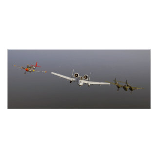 Heritage Flight Print