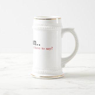 Heritage. Mugs