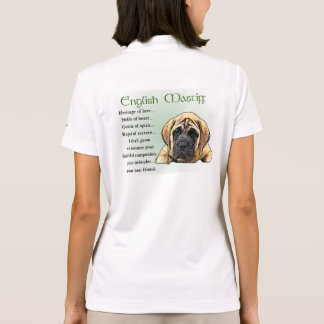 Heritage of Love English Mastiff Polo Shirt