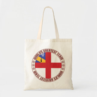 Herm Greatest Team Budget Tote Bag