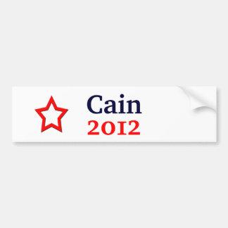 Herman Cain 2012 Car Bumper Sticker