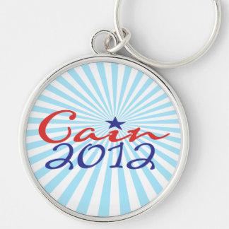 Herman Cain 2012 Keychain