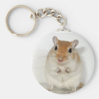 Herman the Gerbil Keychain