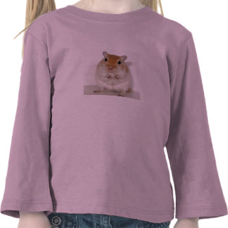 Herman the Gerbil Kid s Shirt