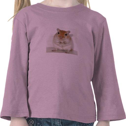 Herman the Gerbil Kid's Shirt