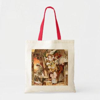 Hermann Vogel - Cinderella Canvas Bag
