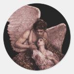 Hermes Holding Maiden Round Sticker