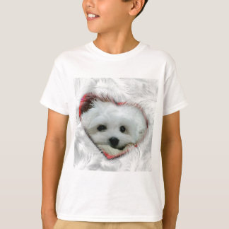 Hermes the Maltese T-Shirt