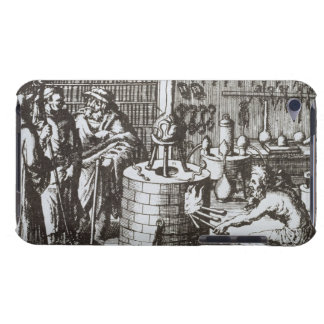 Hermetic Philosophers and an Alchemist, from 'Muse iPod Touch Case