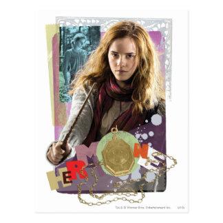 Hermione 14 postcard