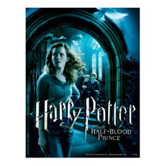 Hermione Granger 3 Postcard