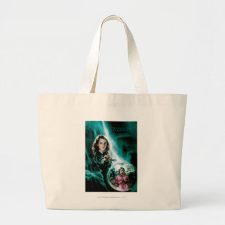 Hermione Granger and Professor Umbridge Jumbo Tote Bag
