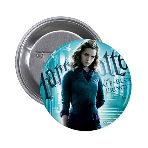 Hermione Granger Buttons