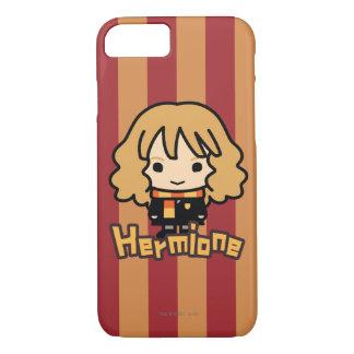 Hermione Granger Cartoon Character Art iPhone 8/7 Case