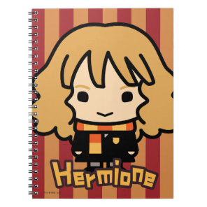 Hermione Granger Cartoon Character Art Notebook