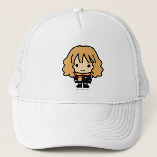 Hermione Granger Cartoon Character Art Trucker Hat