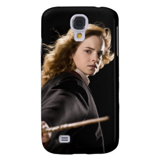Hermione Granger Ready For Action Galaxy S4 Case