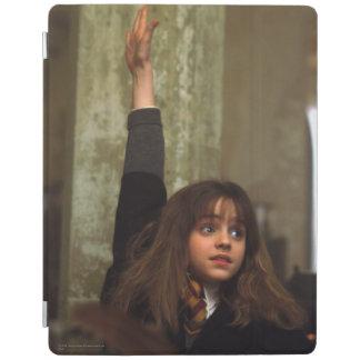 Hermione raises her hand iPad cover
