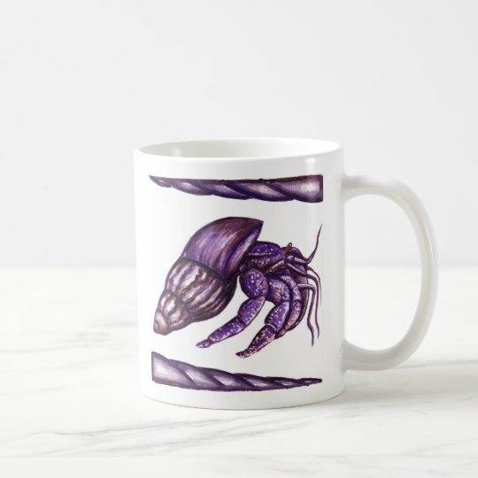 Hermit Crab Original Artwork Mug